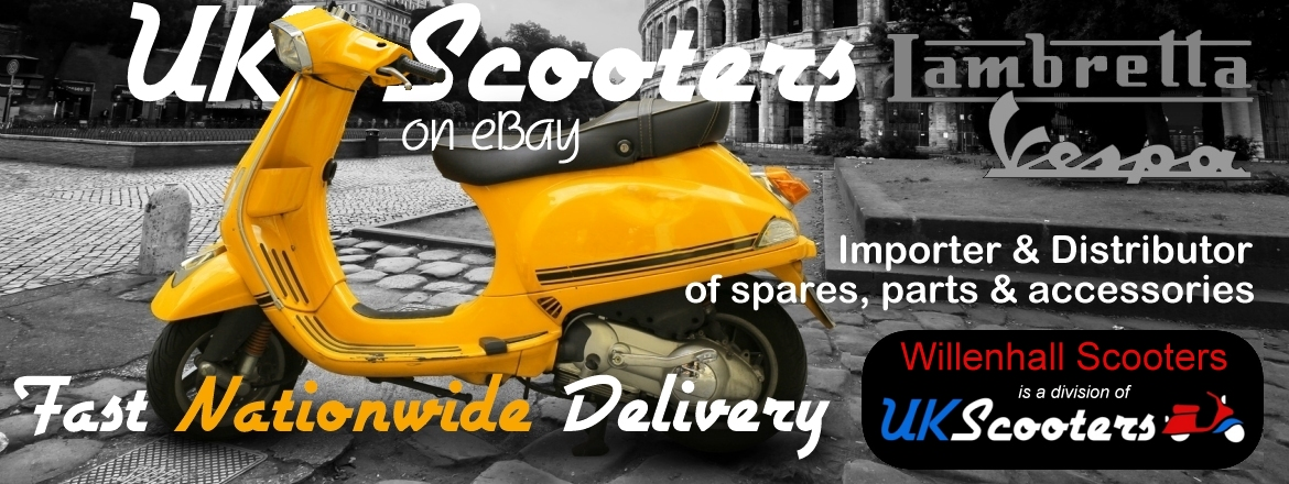 Scooter Parts, Spares, Accessories