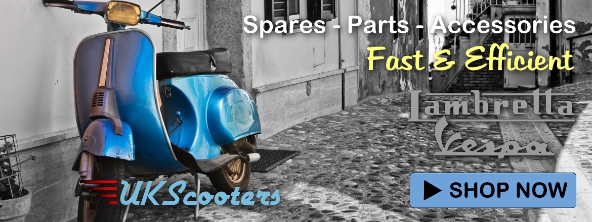 Lambretta & Vespa spares parts & accessories