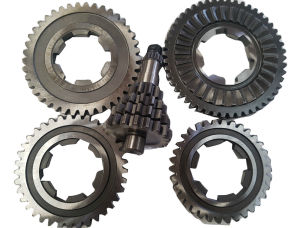UK SCOOTERS LAMBRETTA CLOSE RATIO COMPLETE GEARBOX 4 GEARS CLUSTER LI150 GP125