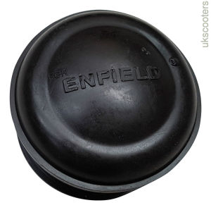 ukscooters ROYAL ENFIELD DISTRIBUTOR COVER CAP NEW