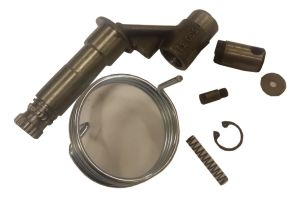 LAMBRETTA KICKSTART SHAFT KIT PLUNGER SPRING 7 PIECE SET NEW ITEM GP SER 3 .
