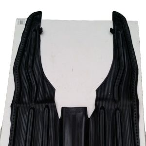 ukscooters LAMBRETTA GP LI SERIES 3 FLOOR MAT BLACK NEW